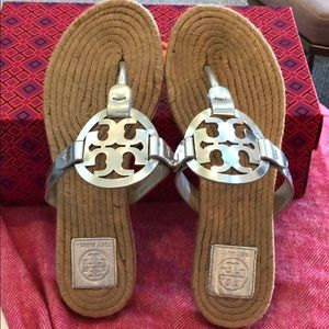 Tory Burch Miller espadrille sandal